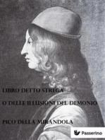 Libro detto Strega o Delle Illusioni del Demonio