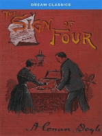 The Sign of the Four (Dream Classics)