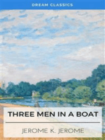 Three Men in a Boat (Dream Classics)
