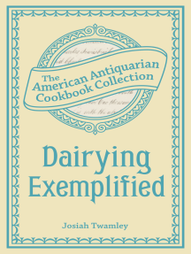 Dairying Exemplified: Or, The Business of Cheesemaking