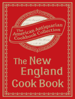 The New England Cook Book