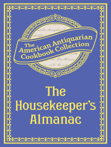 The Housekeeper's Almanac: Or, The Young Wife's Oracle! for 1840!