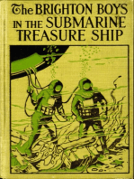 The Brighton Boys in the Submarine Treasure Ship