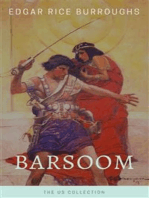 Barsoom - The US Collection (Illustrated)