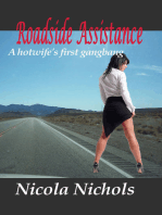 Roadside Assistance: A Hotwife's First Gangbang