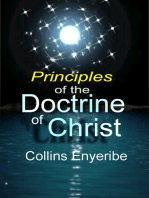 Principles Of The Doctrine Of Christ