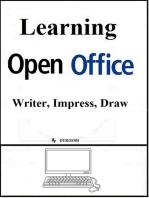 Learning Open Office