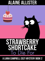 Strawberry Shortcake to Die For