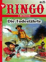 Ringo 3 Romane Nr. 25 – Western