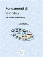 Fondamenti di Statistica Parte II