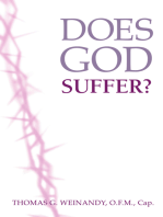 Does God Suffer?