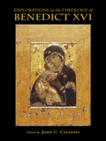 Explorations in the Theology of Benedict XVI