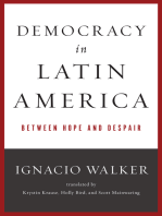 Democracy in Latin America: Between Hope and Despair