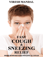 Fast Cough & Sneezing Relief