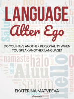 Language Alter Ego