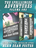 The Spellsinger Adventures Volume One