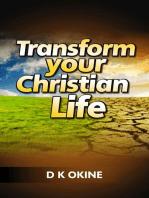 Transform Your Christian Life