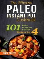 The Effective Paleo Instant Pot Cookbook
