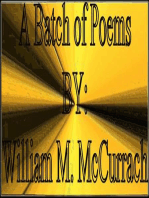 A Batch of Poems