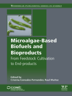 Microalgae-Based Biofuels and Bioproducts: From Feedstock Cultivation to End-Products