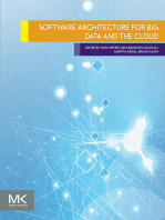 Software Architecture for Big Data and the Cloud