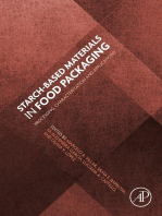 Starch-Based Materials in Food Packaging: Processing, Characterization and Applications