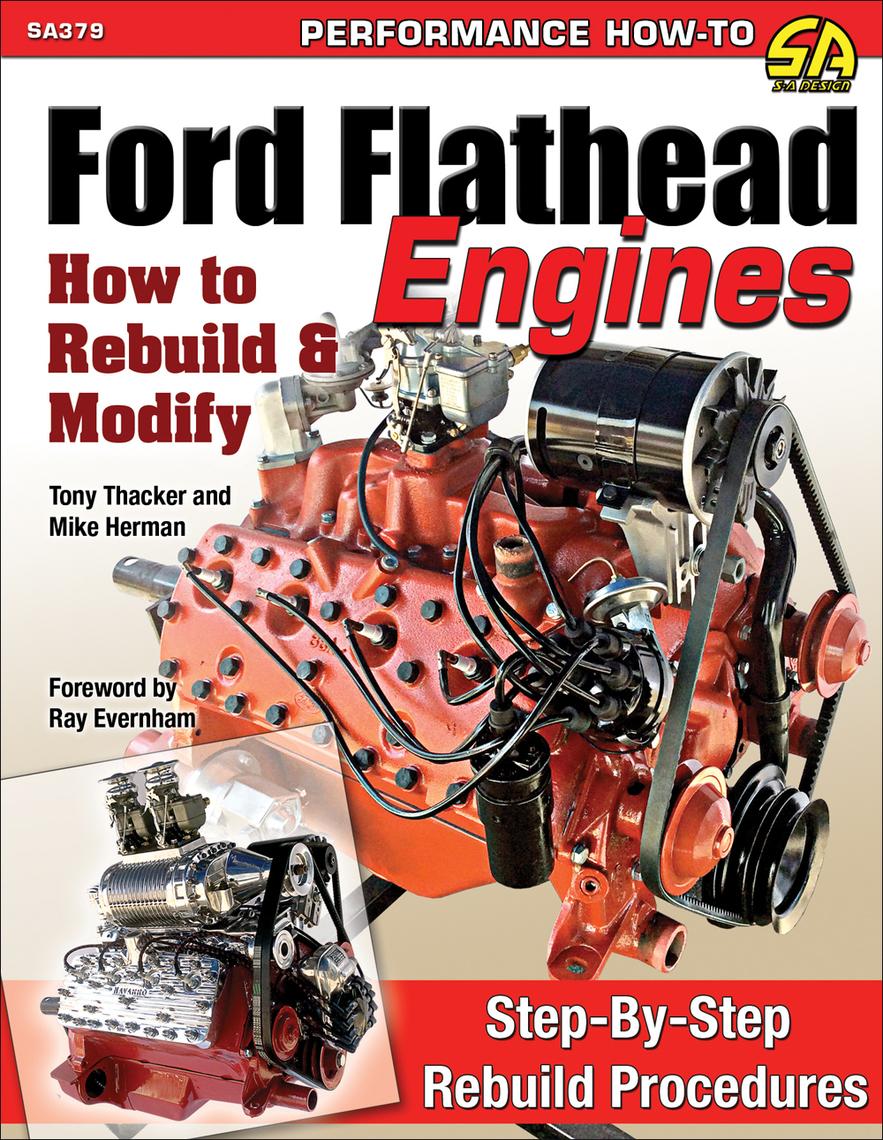 Cadillac Flathead Speed Parts