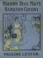 Marjorie Dean Macy's Hamilton Colony