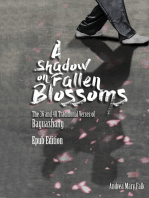 A Shadow On Fallen Blossoms