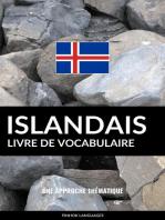 Livre de vocabulaire islandais
