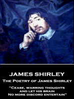 The Poetry of James Shirley