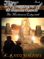The Treasures of Shamarkand 4 -The Mechanical Labyrinth
