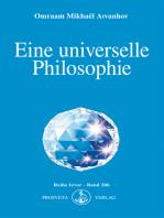 Eine universelle Philosophie
