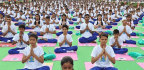 People Around the World Celebrate International Day of Yoga, an Ancient Indian Tradition