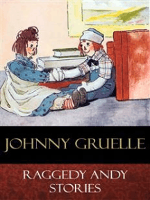 Raggedy Andy Stories: Illustrated