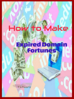 How to Make Expired Domain Fortunes