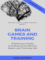 Brain Games and Training