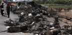 150 Die in Pakistan After an Oil Tanker Explodes