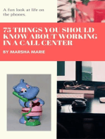 75 Things You Should Know About Working in a Call Center