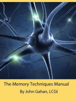 The Memory Techniques Manual