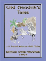 OLD HENDRIKS TALES - 13 South African Folktales