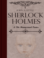 Sherlock Holmes and the Hampstead Ponies