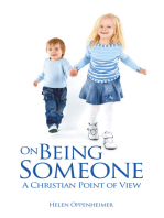 On Being Someone: A Christian Point of View