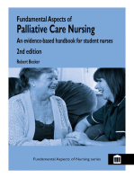 Fundamental Aspects of Palliative Care Nursing 2nd Edition: An Evidence-Based Handbook for Student Nurses