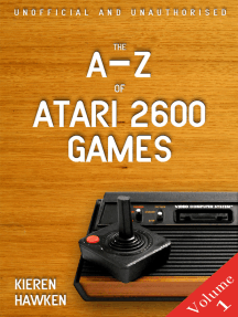The A-Z of Atari 2600 Games: Volume 1