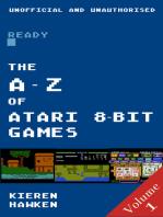 The A-Z of Atari 8-bit Games
