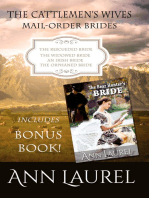The Cattlemen's Wives Mail Order Brides