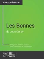 Les Bonnes de Jean Genet (Analyse approfondie)