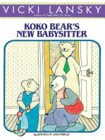 KoKo Bear's New Babysitter