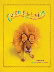 Colores de la Vida: Mexican Folk Art Colors in English and Spanish